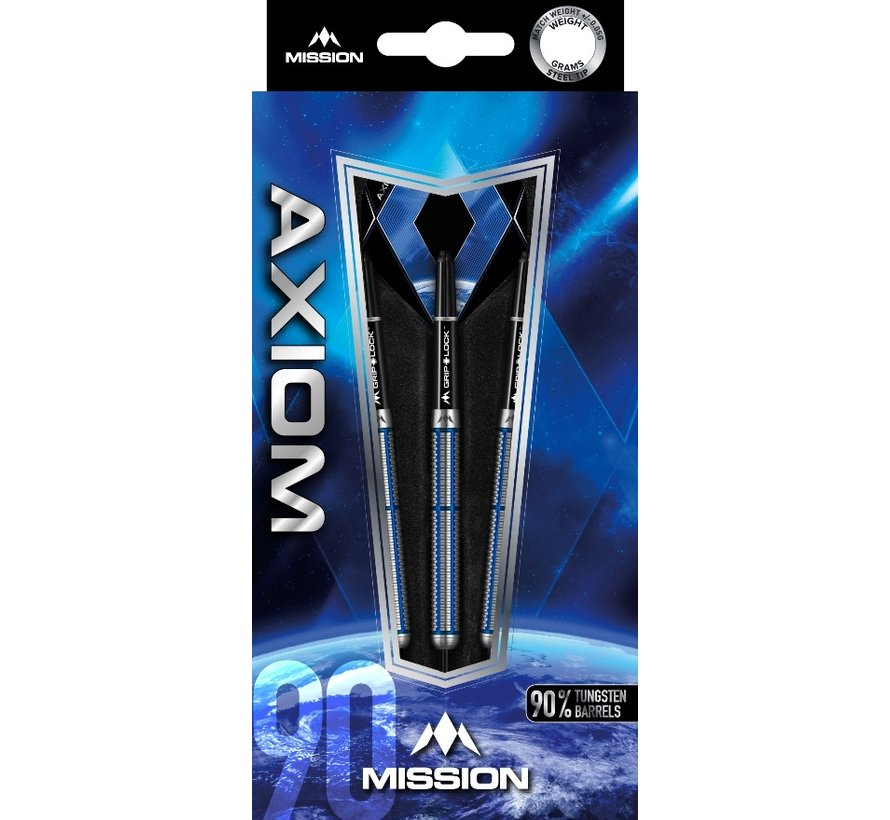 Axiom 90% Blue Titanium M2