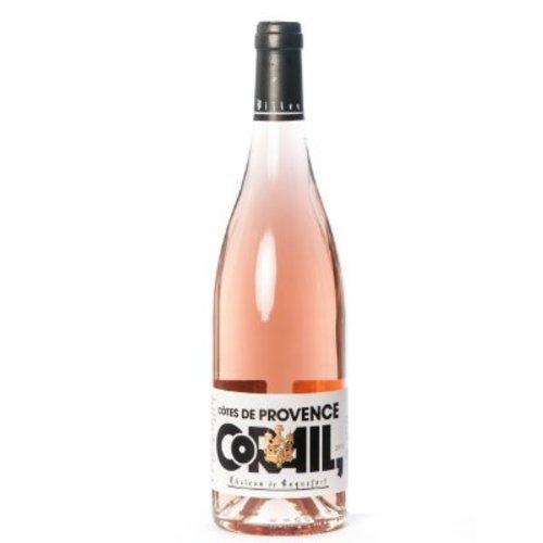 Château de Roquefort Côtes de Provence rose Corail 2017