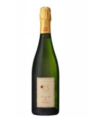 Champagne L&S (Lucie & Sébastien) Cheurlin Champagne 'Coccinelle & Papillon' Brut 2010