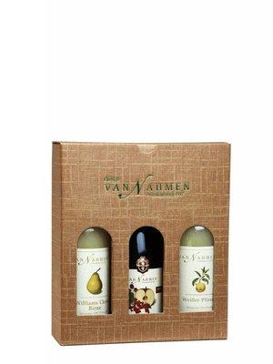 Van Nahmen Van Nahmen geschenkverpakking 3 * 0.2/0.25
