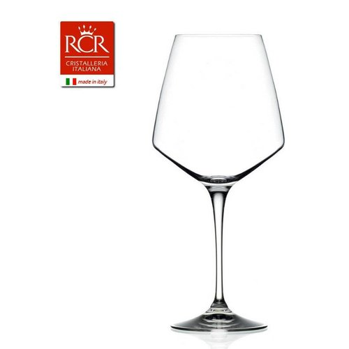 RCR glaswerk Wijnglas rood ARIA 79cl