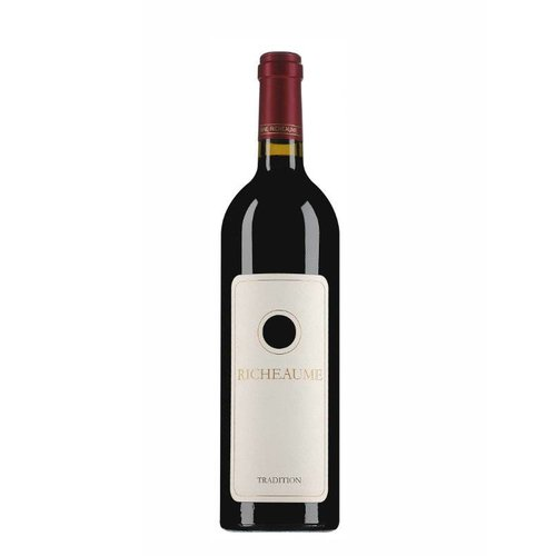 Domaine Richeaume Tradition Mediterannee rouge 2015