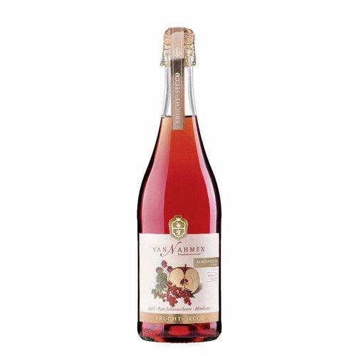 Van Nahmen Frucht-Secco Apfel & Rote Johannisbeere-Himbeere 0.75