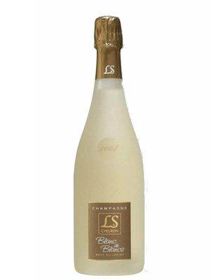 Champagne L&S (Lucie & Sébastien) Cheurlin Champagne Blanc de Blancs 2011