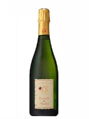 Champagne L&S (Lucie & Sébastien) Cheurlin Champagne BIO 'Coccinelle & Papillon' Brut 2015