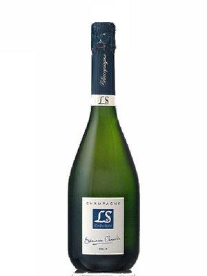 Champagne L&S (Lucie & Sébastien) Cheurlin Champagne 'Cuvee Sebastien' Brut Prestige NV