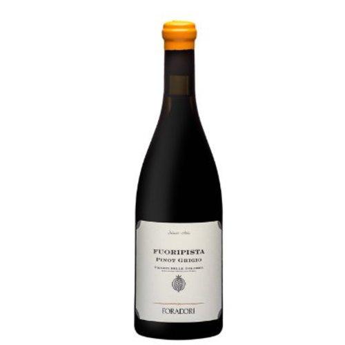 Elisabetta Foradori Pinot grigio 'Fuoripista' orange wine 2015