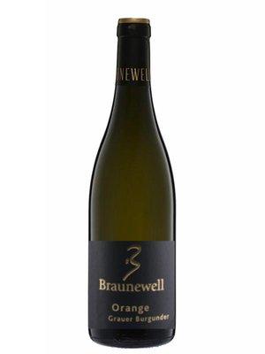 Braunewell Orange Grauer Burgunder 2016