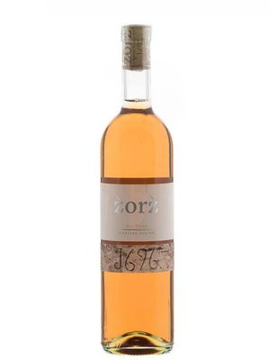 Zorz Sivi Pinot (Pinot Gris) Orange Wine 2015