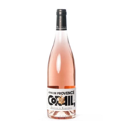 Château de Roquefort Cotes de Provence rose 'Corail' 2018