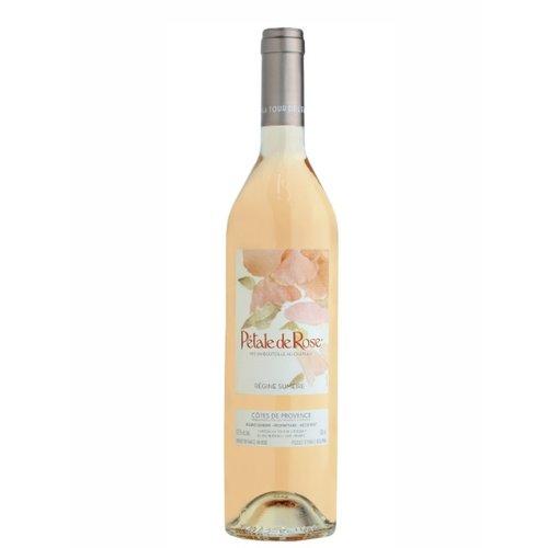 Pétale de Rose Rosé Côtes de Provence 2018