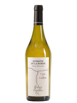 Julien Mareschal / Domaine de la Borde Chardonnay Côtes Caillot Arbois Pupillin 2016