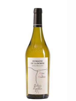 Julien Mareschal / Domaine de la Borde Chardonnay Côtes Caillot Arbois Pupillin 2018