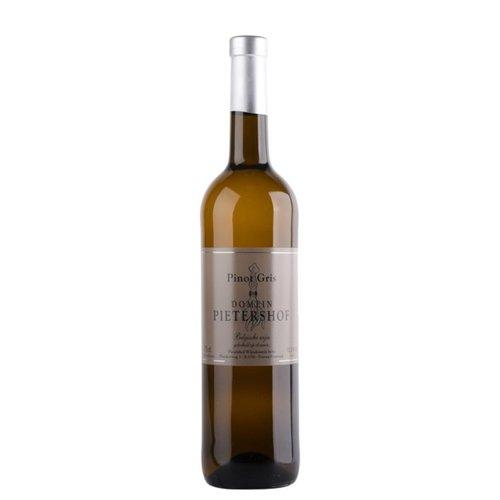 Pietershof Wijndomein Pinot Gris, gewürztraminer & riesling 2018