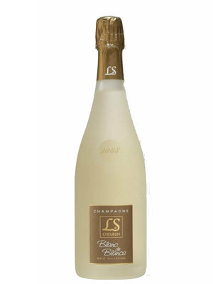 Champagne L&S (Lucie & Sébastien) Cheurlin Champagne Blanc de Blancs 2012