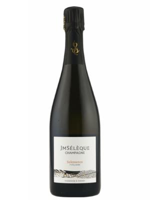 Jean Marc Selélèque Champagne extra-brut Solessence 7 Villages