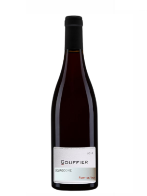Gouffier Bourgogne rouge Côte Chalonnaise Le Fordeveau 2018
