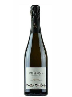 Jean Marc Selélèque Champagne extra-brut Chardonnay Quintette