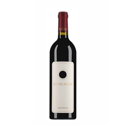 Domaine Richeaume Tradition Mediterannee rouge 2016