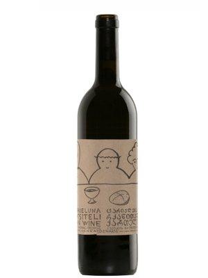Nika Winery Rkatsiteli Orange Qvevri bottled 03.04.2018
