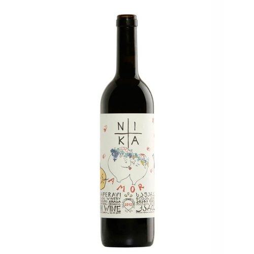 Nika Winery Saperavi AMOR 2015