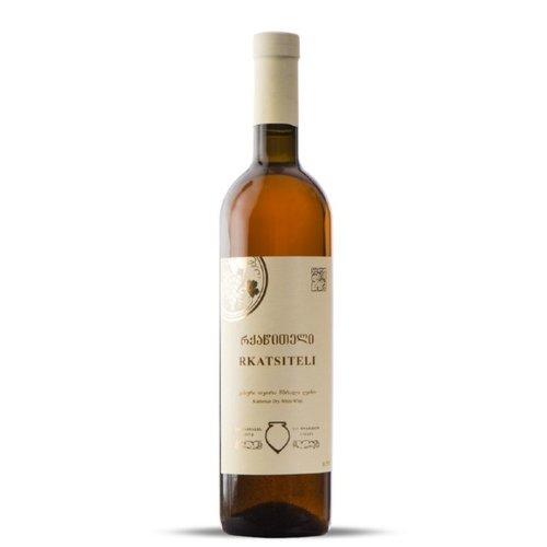 Vachnadziani Valley Rkatsiteli Qvevri bottled 7.01.2019