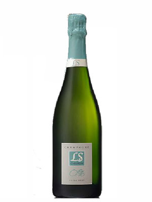 Champagne L&S (Lucie & Sébastien) Cheurlin Champagne Zéro dosage extra Brut 2010
