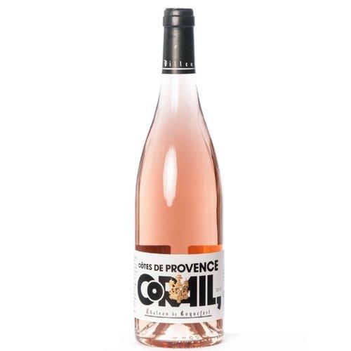 Château de Roquefort Cotes de Provence rose 'Corail' 2019