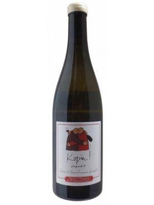 Anne & Jean-Francois Ganevat Kopin Vin de France blanc 2018