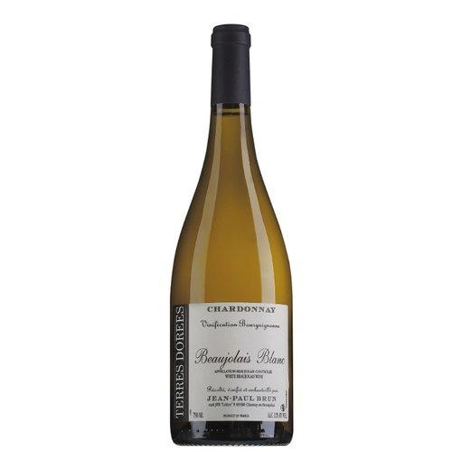 Jean-Paul Brun Beaujolais Blanc chardonnay vinification Bourguignonne 2017