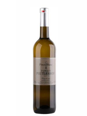 Pietershof Wijndomein Pinot Blanc - Auxerrois 2018