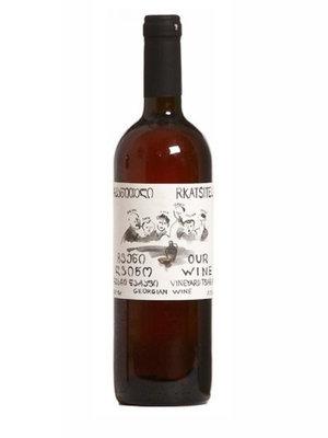 Our Wine Rkatsiteli 2015
