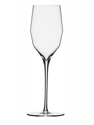MARKTHOMAS Double Bend Champagne 240ml Crystal Glass