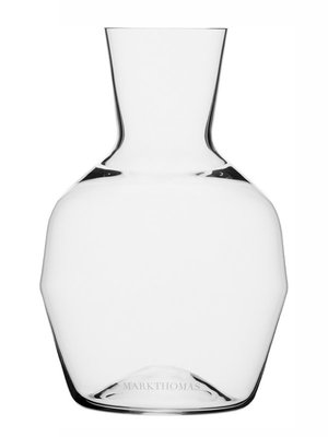 MARKTHOMAS Double Bend Decanter 1500ml Crystal