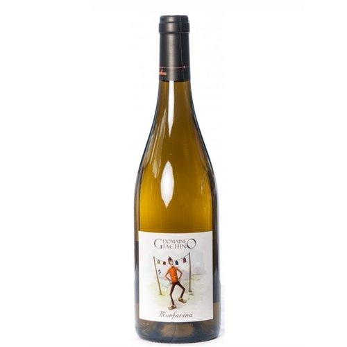 Domaine Giachino Vin de Savoie Jacquere 'Monfarina' 2018