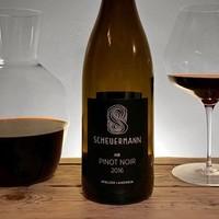 Scheuermann Pinot Noir HB 2016
