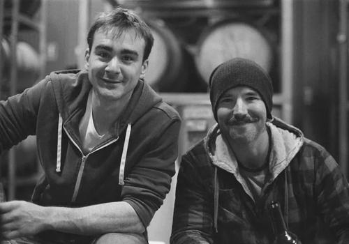 MADAME FLÖCK WINES - Rob & Derek