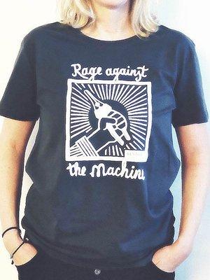 Rennersistas Shirt Rage Against The Machine Blue