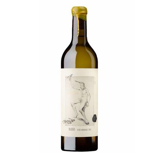 Oxer Wines Marko Gure Arbasoak Bizkaiko Txakoli 2018
