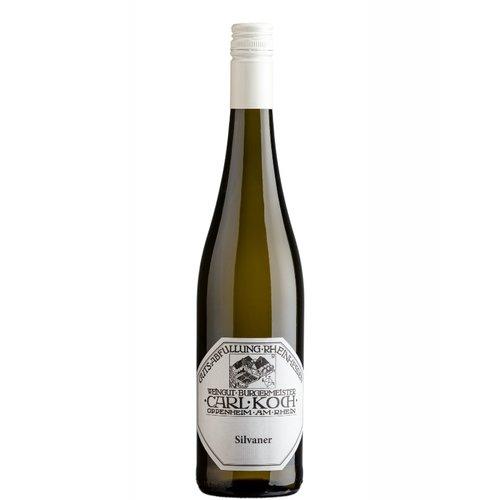 Weingut Carl Koch Silvaner Spätlese trocken Dienheimer Tafelstein 2019