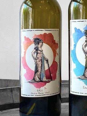Madame Flöck Pinot Noir P.M.V. (Positive  Mental Vibes) 2020