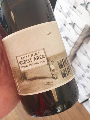 Mike Muff Chardonnay Nude  2018