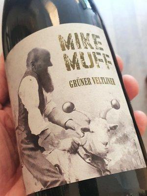 Mike Muff Grüner Veltliner cow Orange 2019
