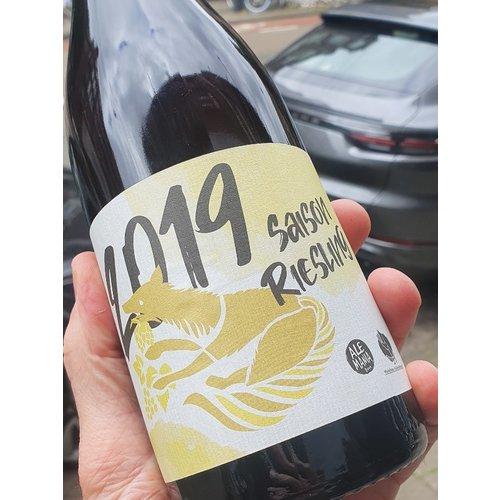 Julien Renard Saison bier Weizen & Riesling 2019