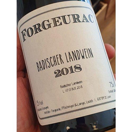 Forgeurac Badischer Landwein 2018