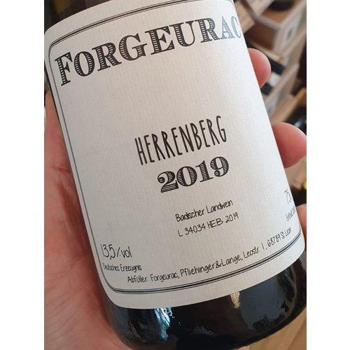 Forgeurac Chardonnay Herrenberg Badischer Landwein 2019