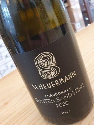 Scheuermann Chardonnay Bunter Sandstein 2020