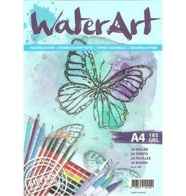 Kippers Water art Papier 20 sheets / A4/ 185 grs