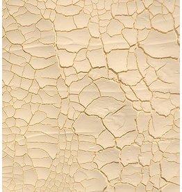 Cosmic Shimmer Crackle paste Ivory