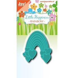 Joy Craft Joy Crafts Snijmal Little Happines Rainbow 6002/1109